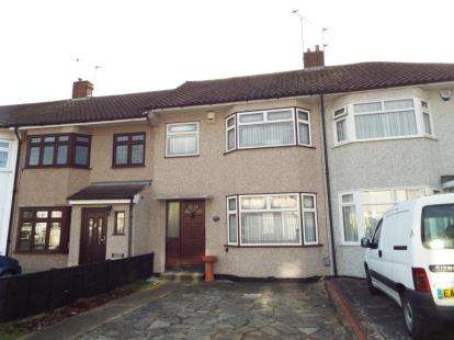 3 Bedrooms Terraced House for sale in Upminster