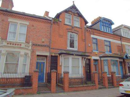 4 Bedrooms Terraced House for sale in St. Albans Road, Leicester