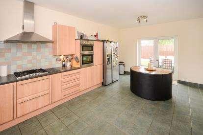3 Bedrooms Bungalow for sale in Sandra Crescent, Washingborough, Lincoln, Lincolnshire