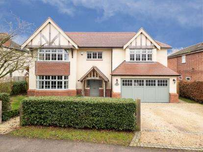 5 Bedrooms Detached House for sale in Keyworth Road, Wysall, Nottingham, Nottinghamshire