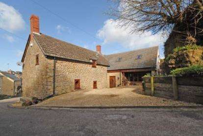 4 Bedrooms Detached House for sale in Shipton Gorge, Bridport