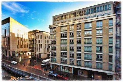 1 Bedroom Flat for sale in George Street, Merchant City, Glasgow