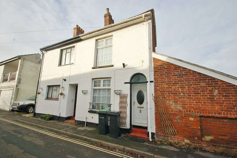 2 Bedrooms Semi Detached House for sale in Chapel Street, Hardway, Gosport