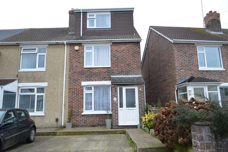 3 Bedrooms End Of Terrace House for sale in Elson Lane, Elson
