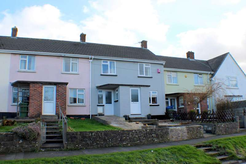 3 Bedrooms Terraced House for sale in Pynes Lane, Bideford