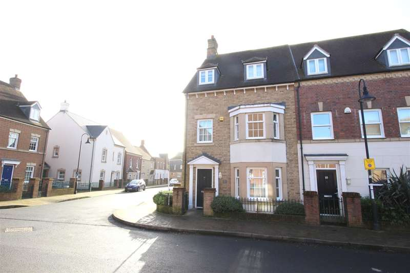 4 Bedrooms Property for sale in Barbrook Road, East Wichel, Swindon