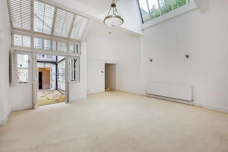 2 Bedrooms Flat for sale in Edith Road, London, W14
