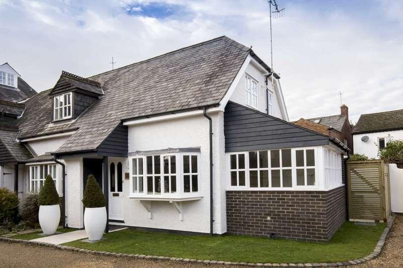 1 Bedroom End Of Terrace House for sale in Chapel Street, Berkhamsted