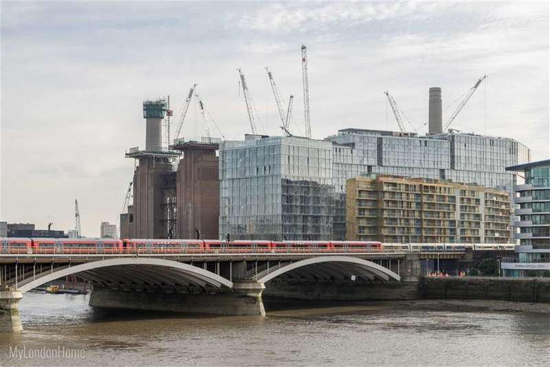 Property for sale in Battersea Power Station, London, SW8