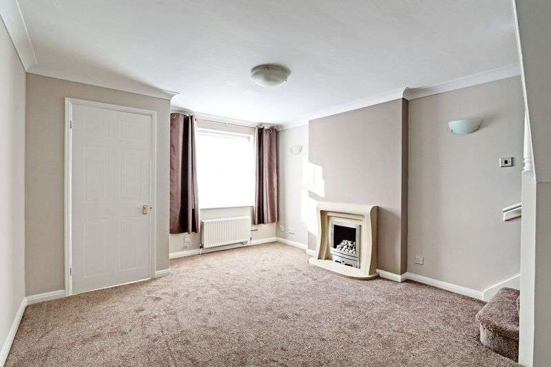 2 Bedrooms Terraced House for sale in Ballantyne Close, Hull