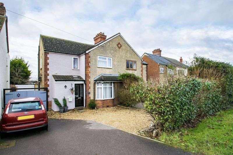 3 Bedrooms Semi Detached House for sale in Bedford Road, Wilstead