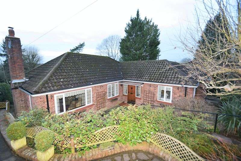 3 Bedrooms Detached Bungalow for sale in Stylecroft Road, Chalfont St. Giles