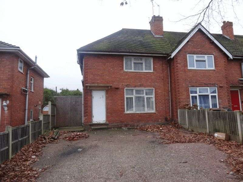 3 Bedrooms Semi Detached House for sale in Ryle Street, Walsall