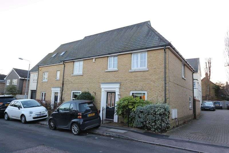 4 Bedrooms Semi Detached House for sale in Maxwell Court, Chigwell