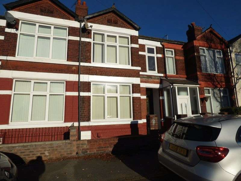 6 Bedrooms Terraced House for sale in St. Marys Street, Warrington