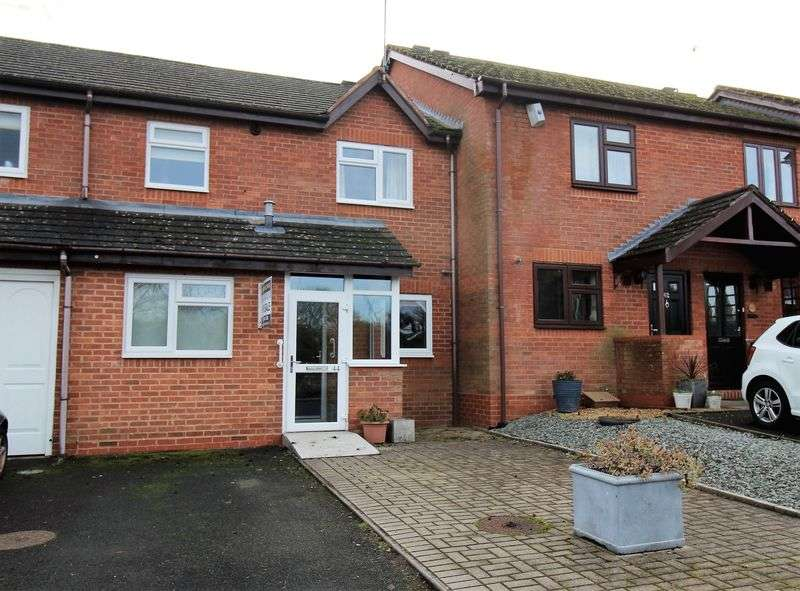 3 Bedrooms Terraced House for sale in Bear Hill Drive, Alvechurch