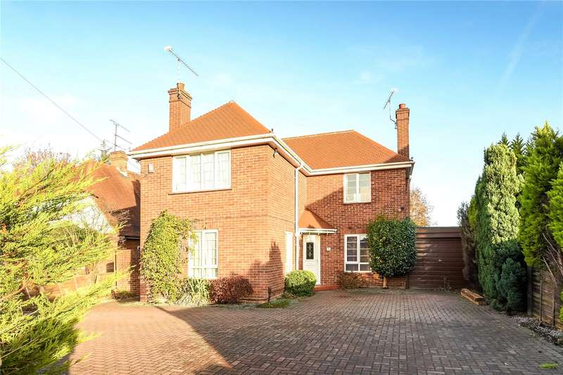 3 Bedrooms Detached House for sale in Church Road, Earley, Reading, Berkshire, RG6