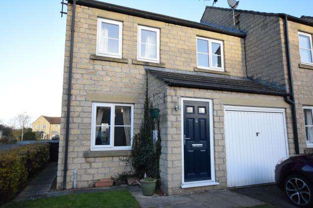 3 Bedrooms Semi Detached House for sale in School House Drive, Seamer, Scarborough YO12 4PP