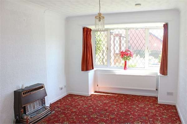 2 Bedrooms Detached Bungalow for sale in Ryedale Close, Normanton, West Yorkshire