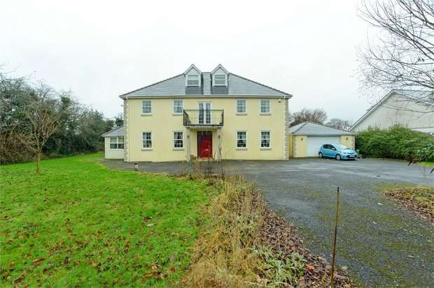 7 Bedrooms Detached House for sale in Maidens Grove, Llandybie, Ammanford, Carmarthenshire