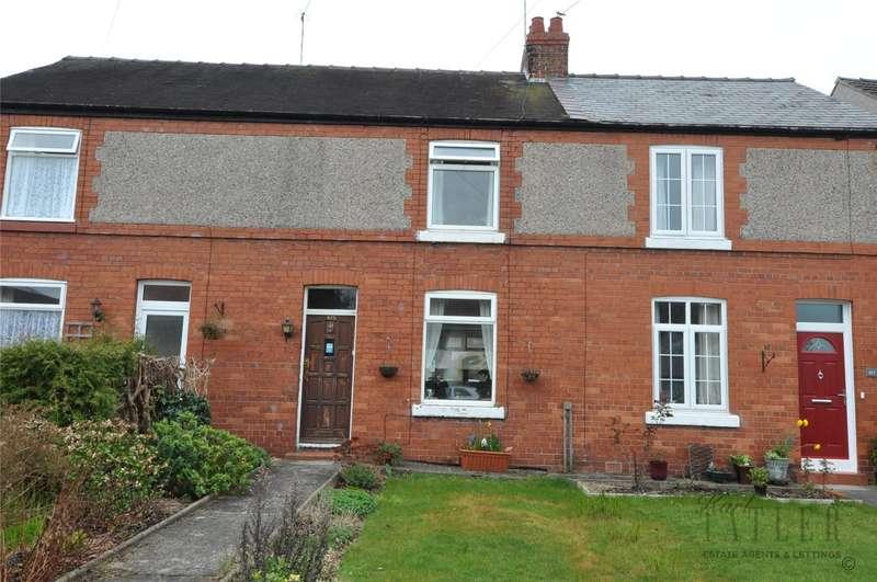 2 Bedrooms Terraced House for sale in Newton Cross Lane, Newton, West Kirby