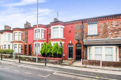 3 Bedrooms Terraced House for sale in Hawthorne Road, Bootle, Merseyside, L20
