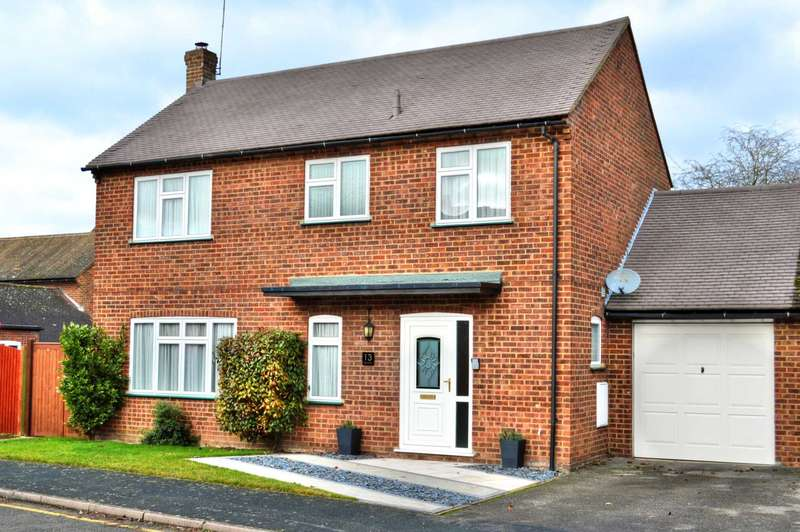 4 Bedrooms Detached House for sale in Ligo Avenue, Stoke Mandeville