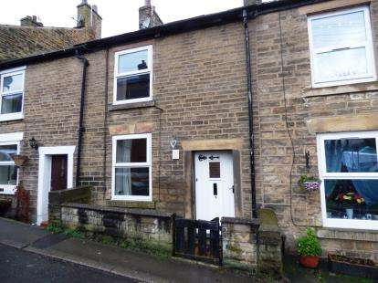 2 Bedrooms Terraced House for sale in Yeardsley Lane, Furness Vale, High Peak