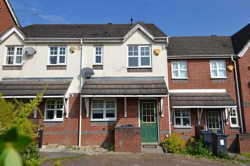 2 Bedrooms Terraced House for sale in Reaside Drive, Rubery, BIRMINGHAM