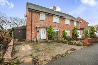 3 Bedrooms Semi Detached House for sale in Saltfield Crescent, Luton, Bedfordshire, England
