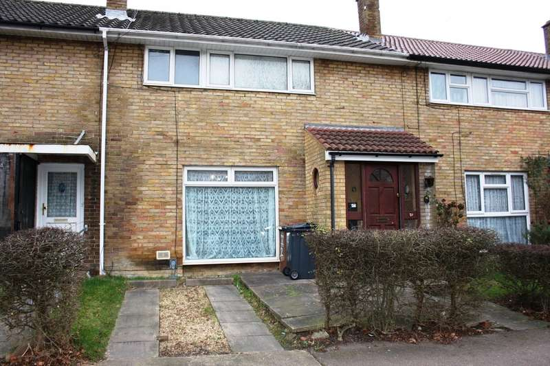3 Bedrooms Terraced House for sale in Chells Way , Stevenage