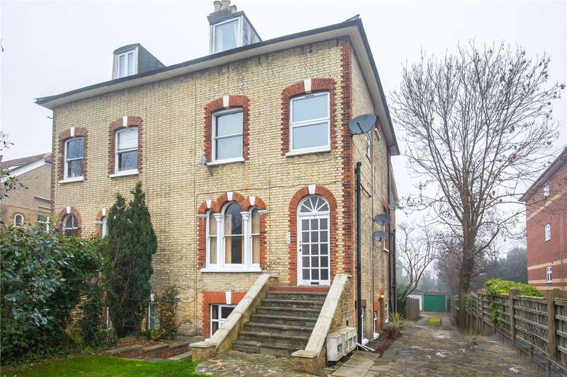 2 Bedrooms Apartment Flat for sale in Somerset Road, New Barnet, Barnet, EN5