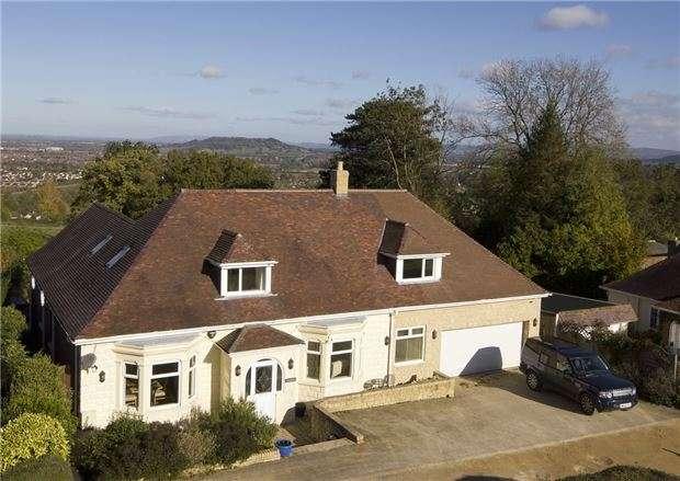 4 Bedrooms Detached House for sale in Upton Hill, Upton St Leonards, Gloucester, GL4 8DD