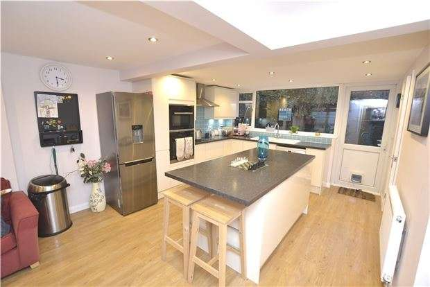 4 Bedrooms End Of Terrace House for sale in Northover Road, Bristol, BS9 3LN