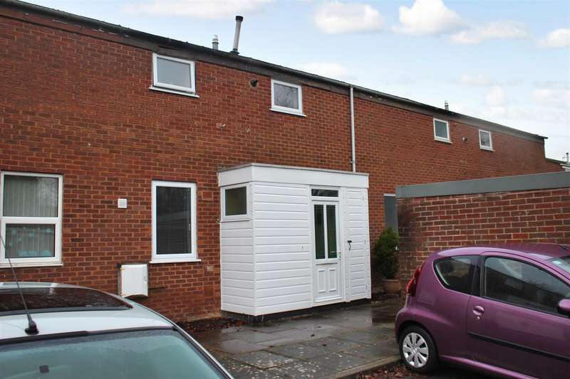 3 Bedrooms Property for sale in Frankton Close, Redditch