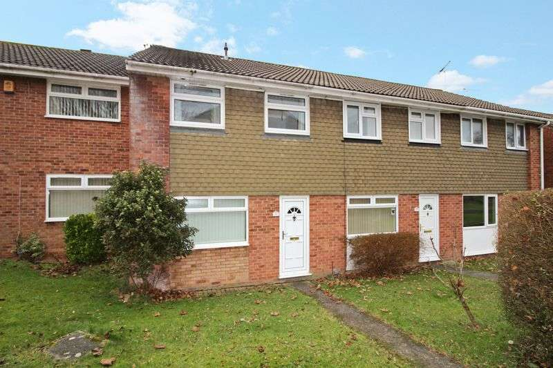 3 Bedrooms Terraced House for sale in Biddisham Close, Nailsea