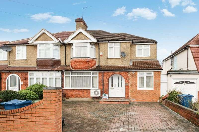 5 Bedrooms Semi Detached House for sale in High Worple, Rayners Lane