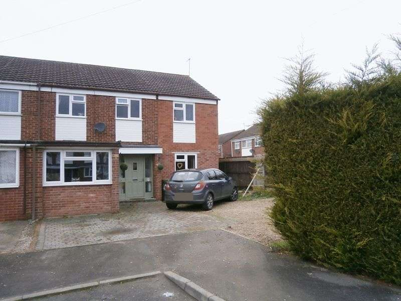 5 Bedrooms Semi Detached House for sale in Long Eights, Tewkesbury