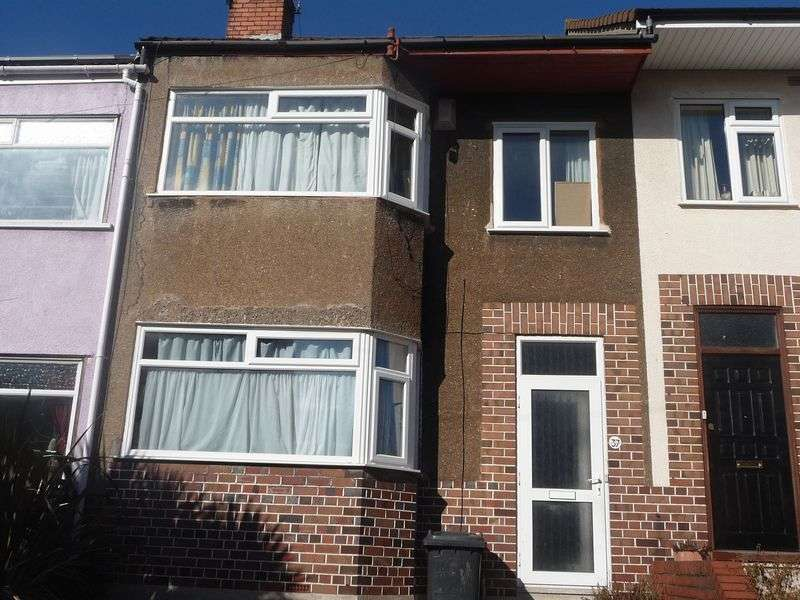 5 Bedrooms Terraced House for rent in St Andrews Road, Montpelier, Bristol