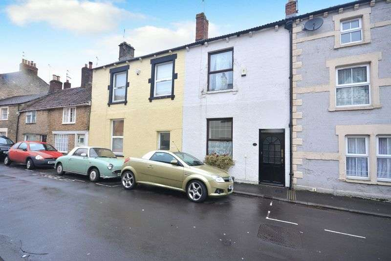 3 Bedrooms Terraced House for sale in Castle Street, Frome