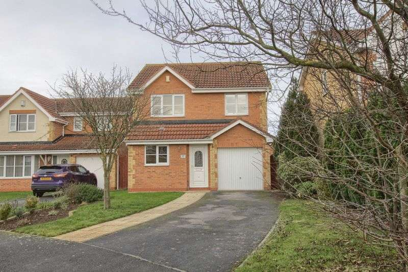 3 Bedrooms Detached House for sale in Bernica Grove, Sober Hall