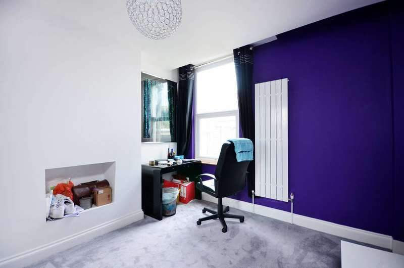 2 Bedrooms Flat for sale in Burrows Road, Kensal Green, NW10