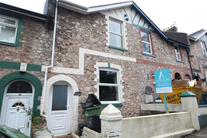 2 Bedrooms Terraced House for sale in Lower Ellacombe Church Road, Torquay