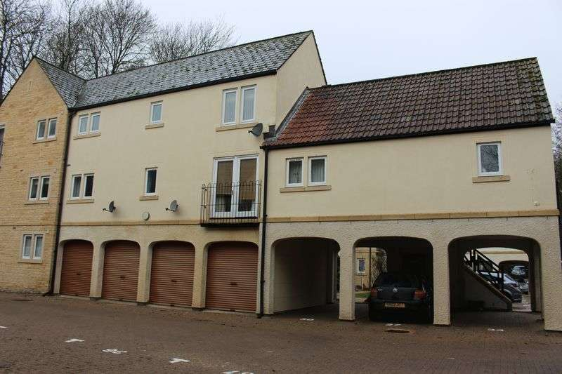 2 Bedrooms Flat for sale in Horsebrook, Calne