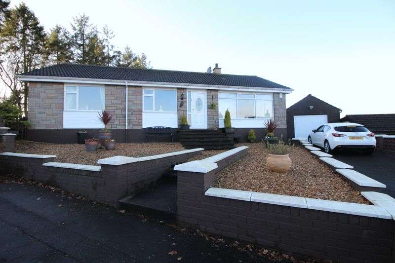 3 Bedrooms Detached Bungalow for sale in Keirs Brae, Cardenden