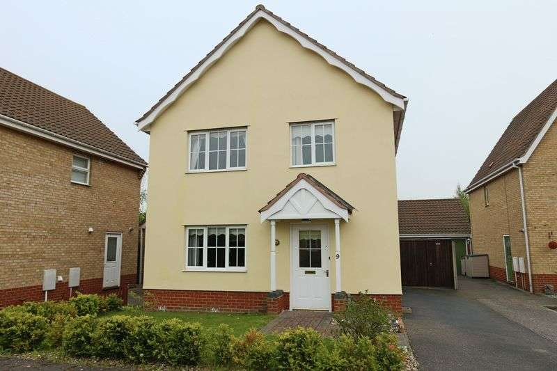 4 Bedrooms House for sale in Verdure Close, Oulton