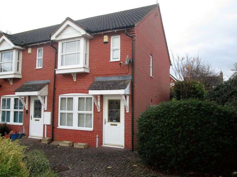 2 Bedrooms Terraced House for sale in Timken Estate, Daventry, NN11 9FU
