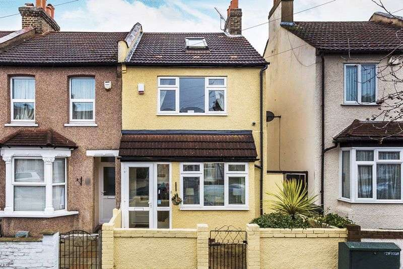 4 Bedrooms Terraced House for sale in Edward Road, CROYDON