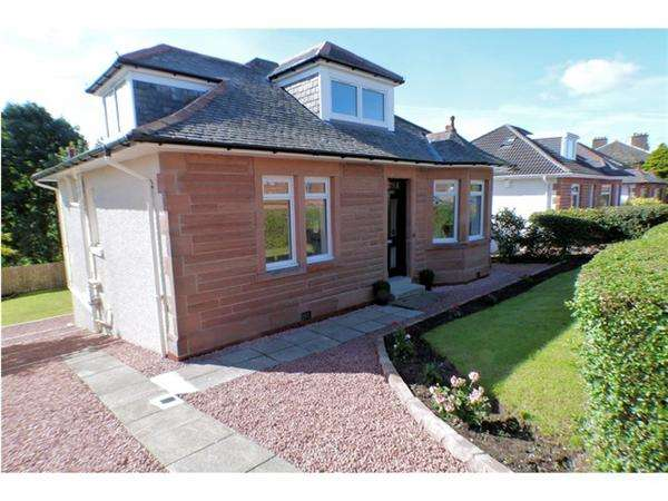 4 Bedrooms Bungalow for sale in Bradda Avenue, Burnside, Glasgow