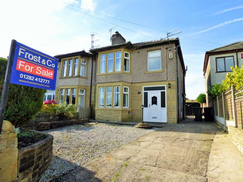 3 Bedrooms Semi Detached House for sale in Rosehill Road, Burnley